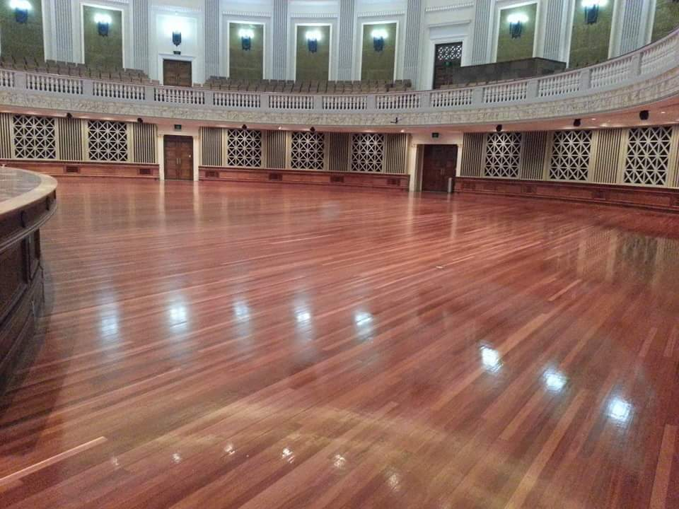 With Over 20 Years Flooring Experience